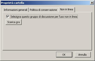 direct |Leggere un Newsgroup off-line su Mozilla Thunderbird.