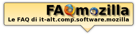 FAQ di it-alt.comp.software.mozilla<br/>Firefox & Thunderbird